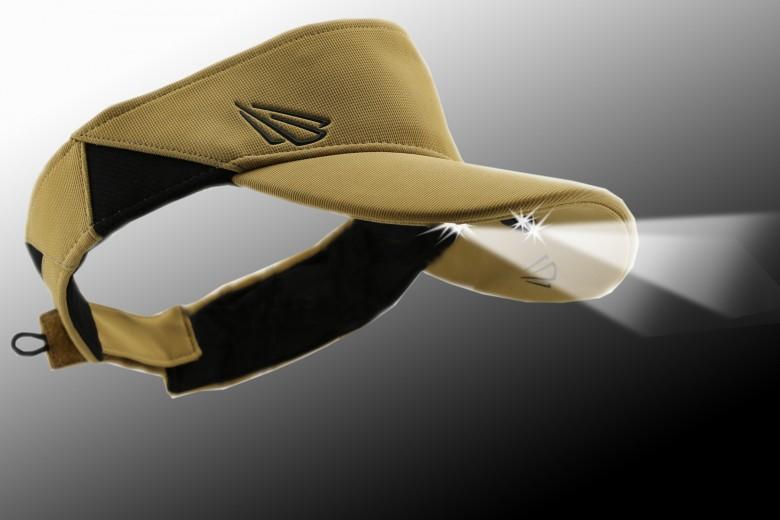 3 ultra led lighted sun visor 548d16f36d8