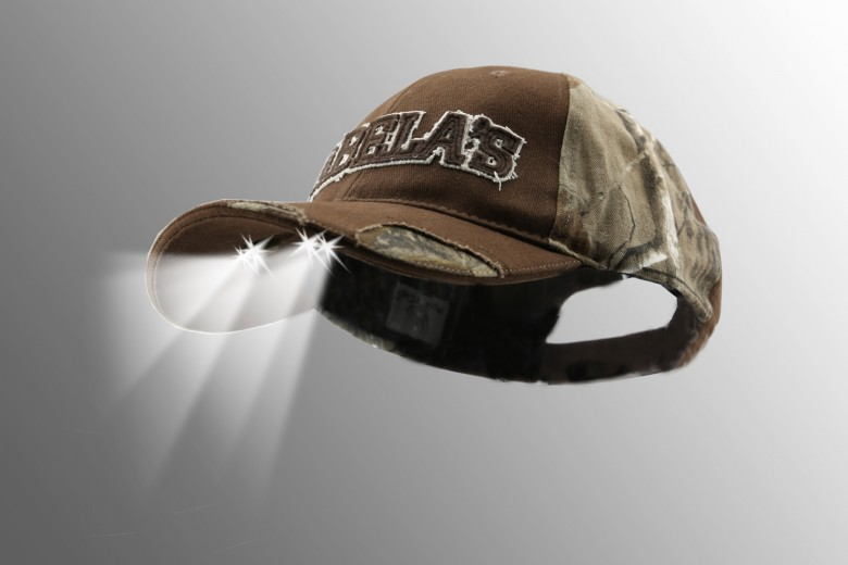 4 Ultra Led Camo Cap With Embroidery Cap